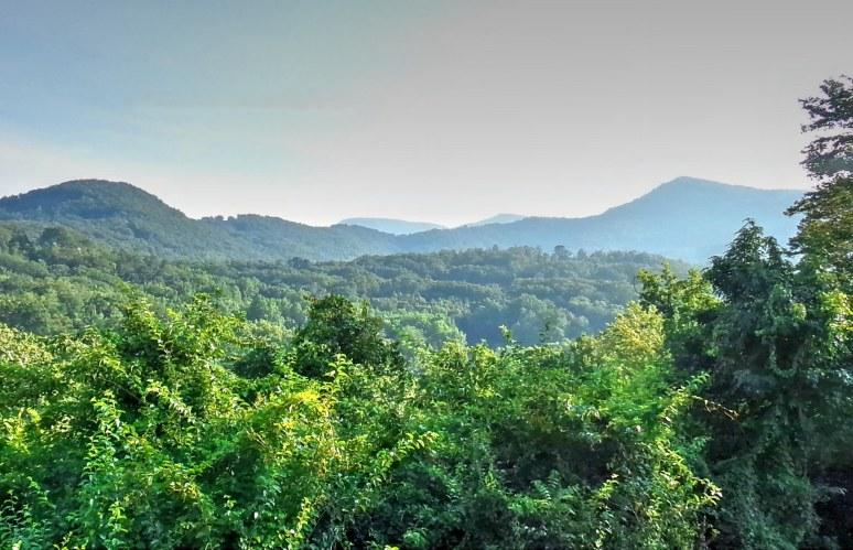 Tryon North Carolina Ridges