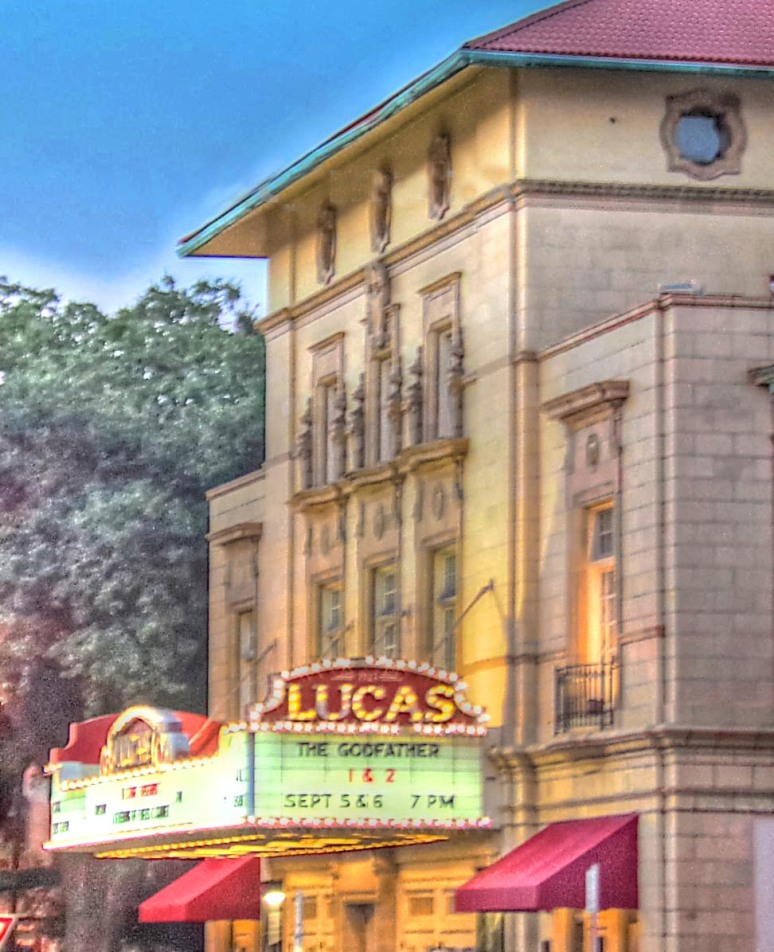 Lucas Theater Savannah