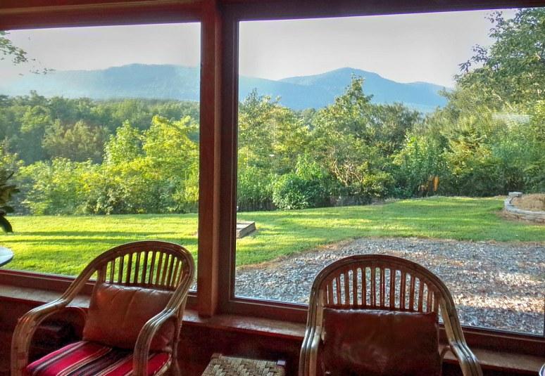 Tryon Peak Windows