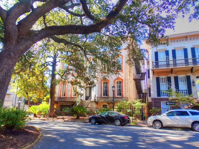 Savannah Mansions