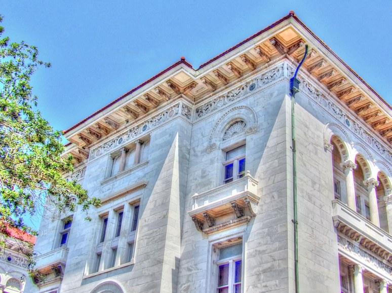 Savannah Post Office Building