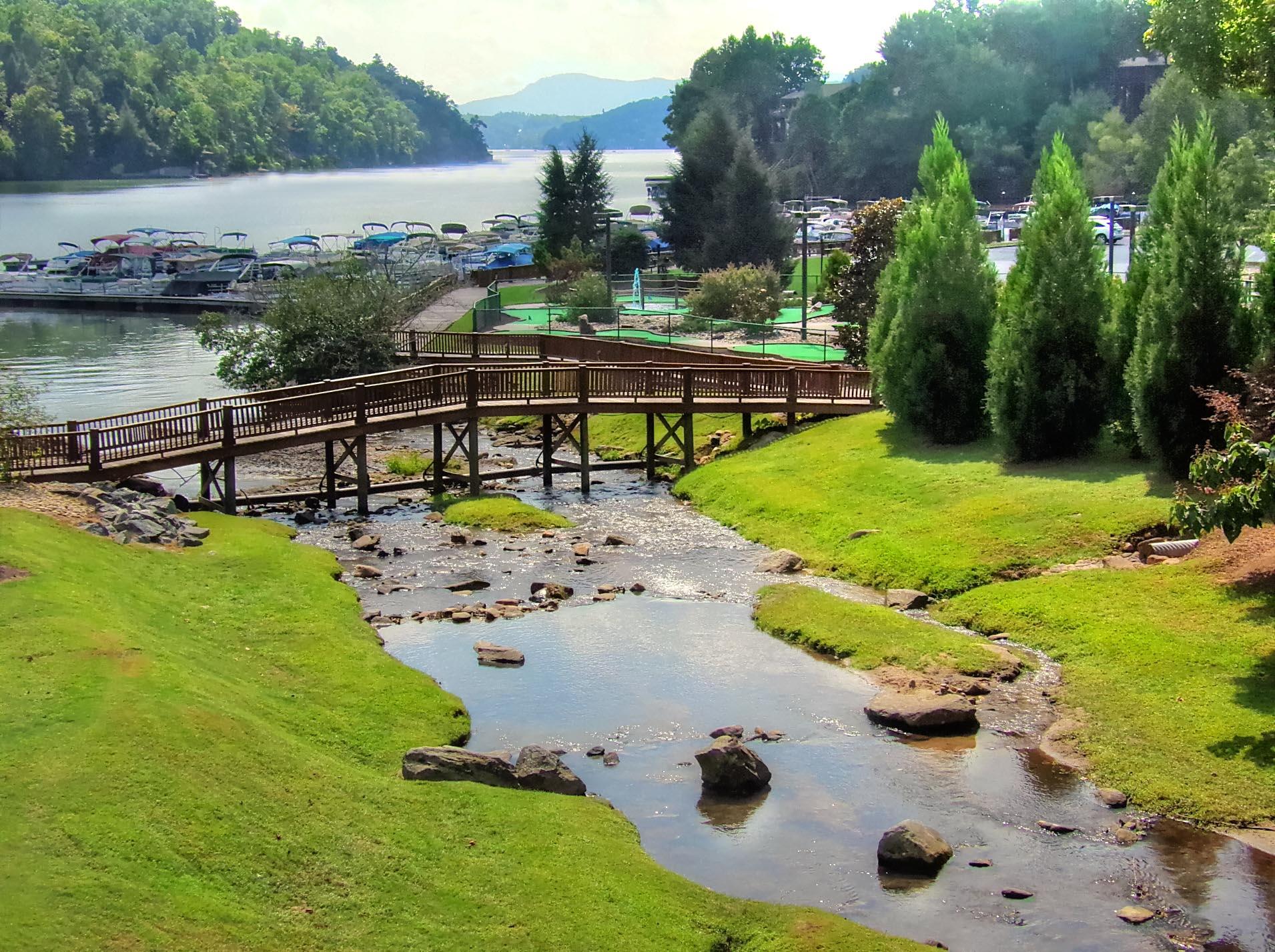 Lake Lure Golf And Beach Resort