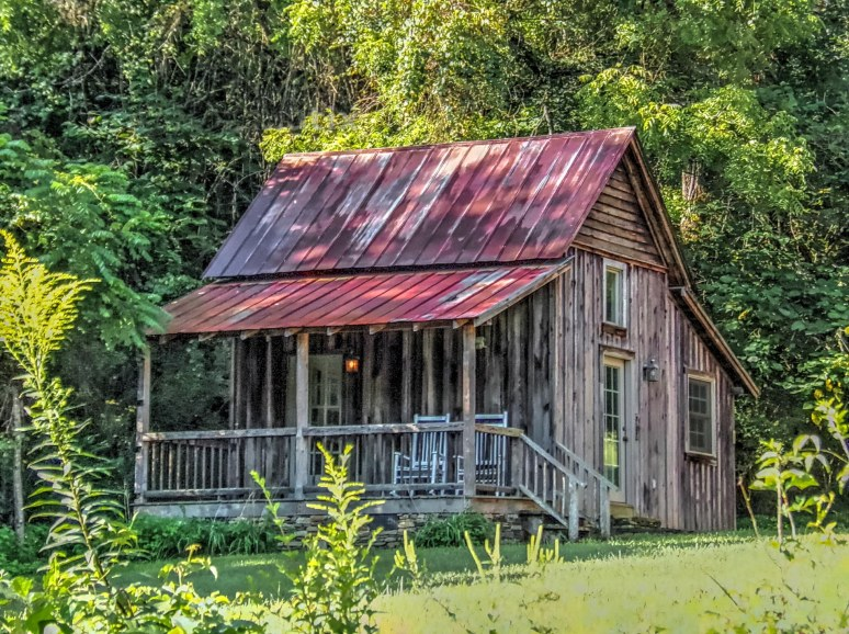 Old Ham Creek Cabin