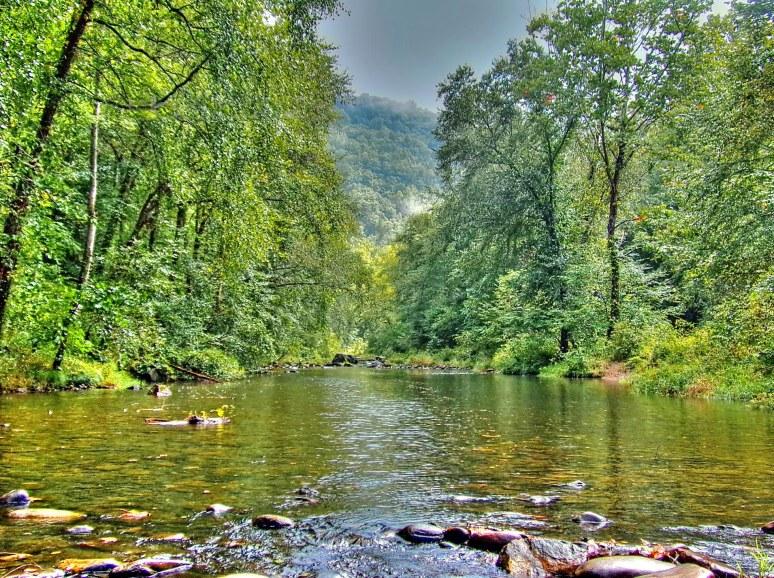 Smoky Mountains River