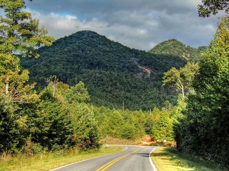 Pinnacle Peak Shadows