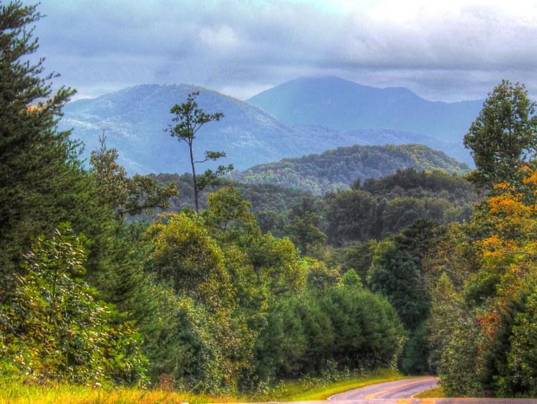 Dick's Mountain Vista