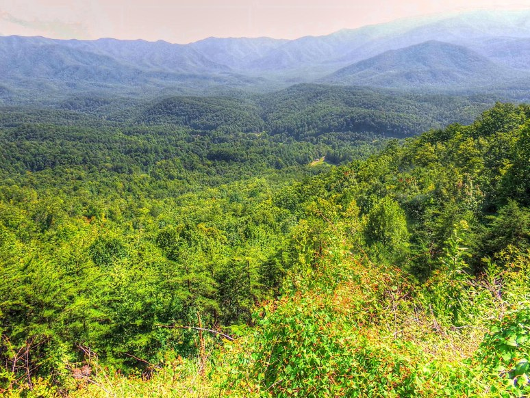 Smokies Valley in Tennessee