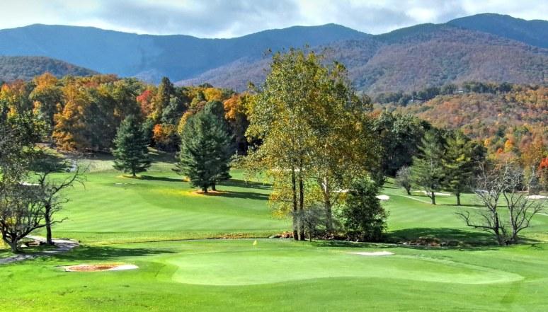 Mt. Mitchell Golf Course