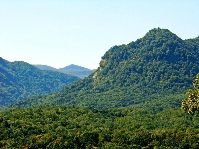 Hickory Nut Gorge