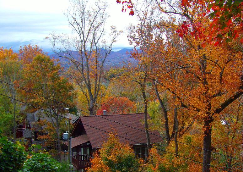 Sunset Mountain Asheville 2