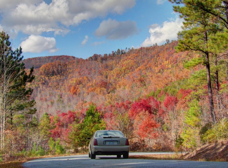 Blue Ridge Parkway Clone