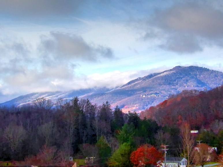 Banner Elk Mountains