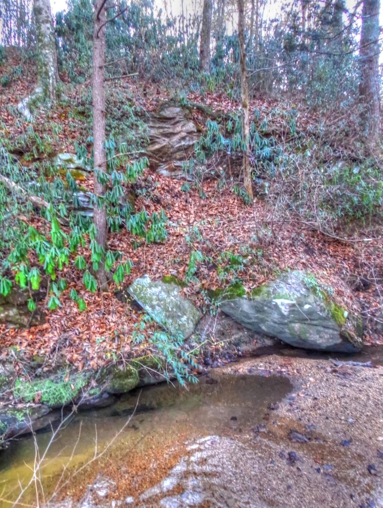 Otter Creek Rocks