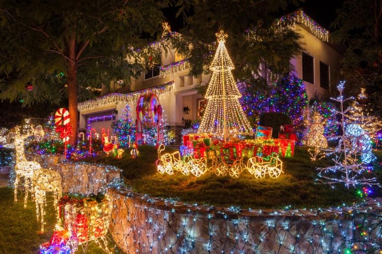 Gatlinburg Christmas-Lights