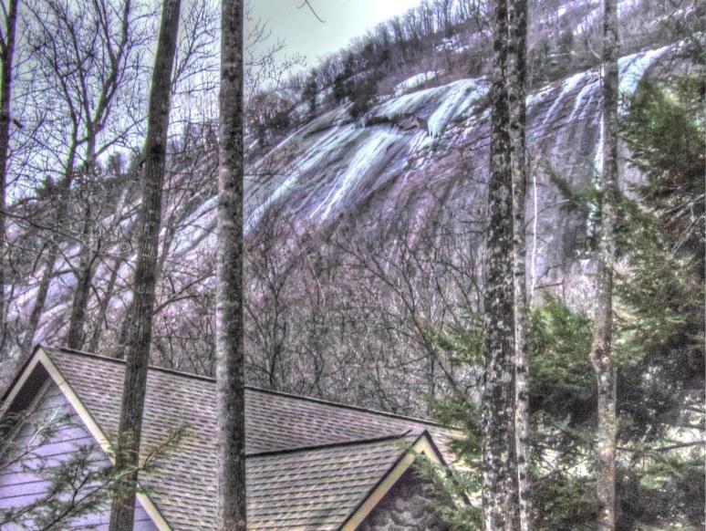 Rumbling Bald Ice House