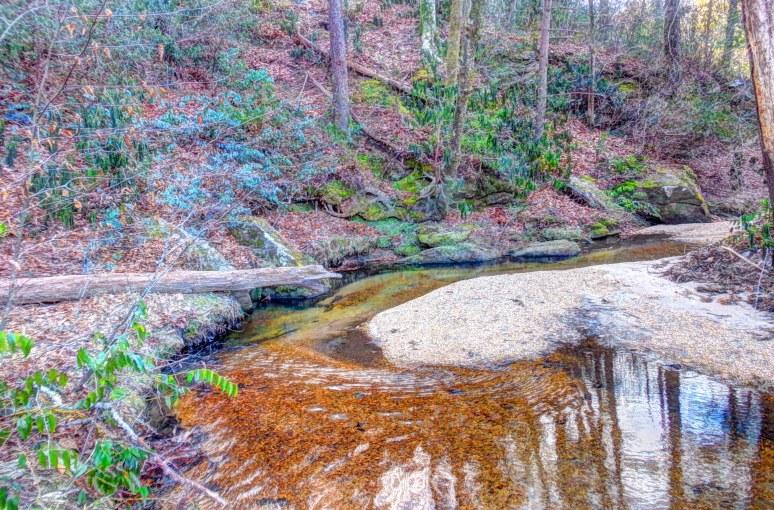 Otter Creek Sandbar