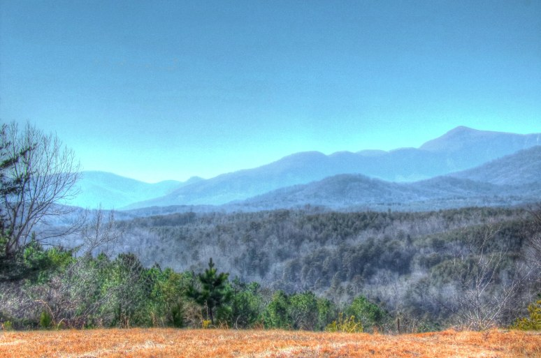 Blue Ridge Escarpment