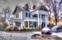 Greek Revival mansion Shelby, N.C.