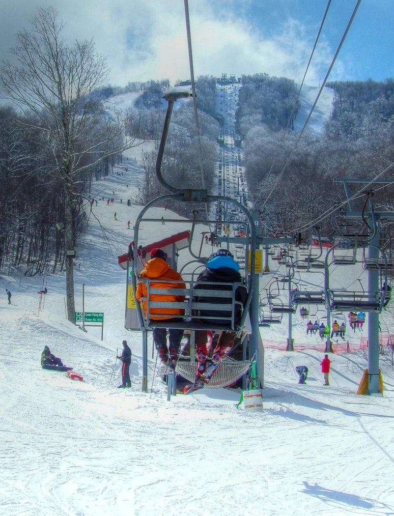 Sugar Mountain Chairlifts