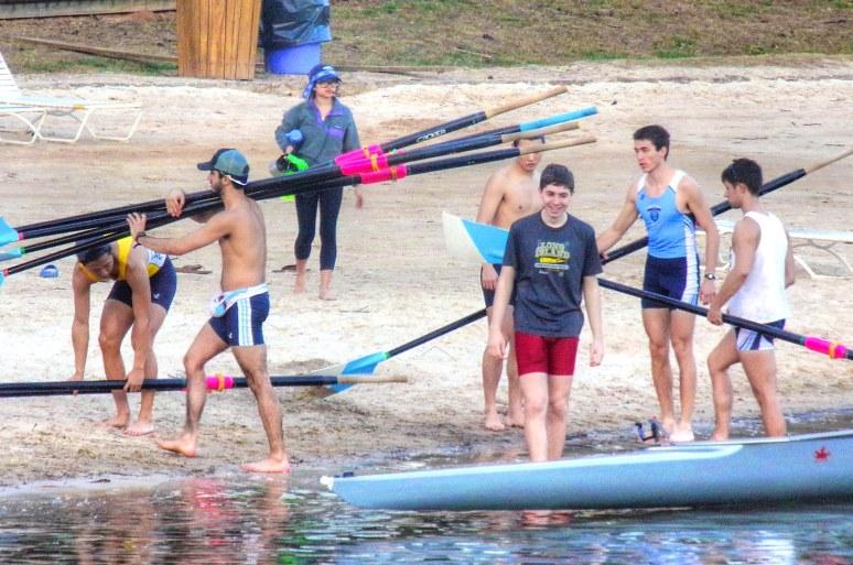 Lake Lure Spring Training