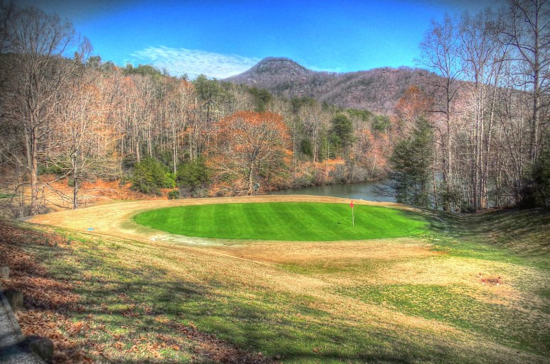 Bald Mountain Golf at Lake Lure