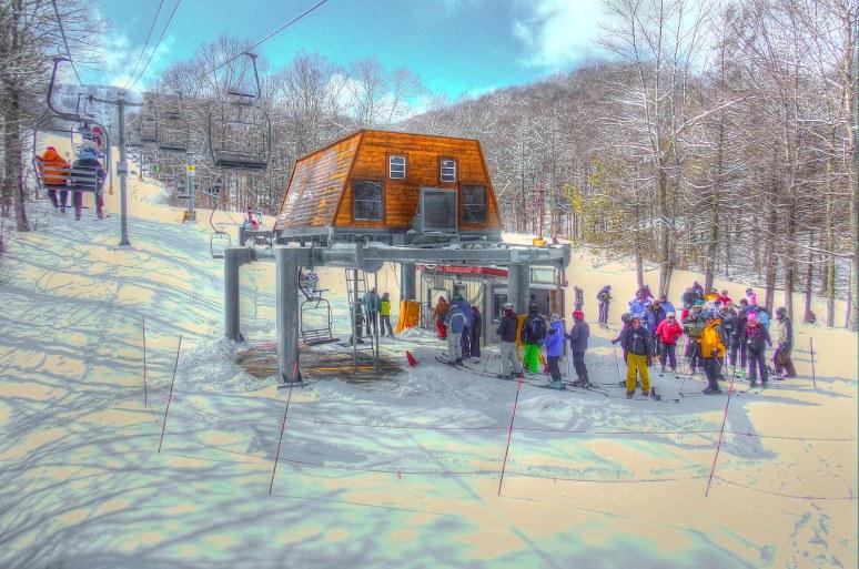 Sugar Mountain Liftline