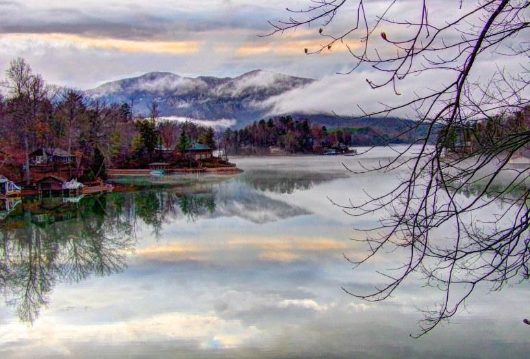 Lake Lure Mist