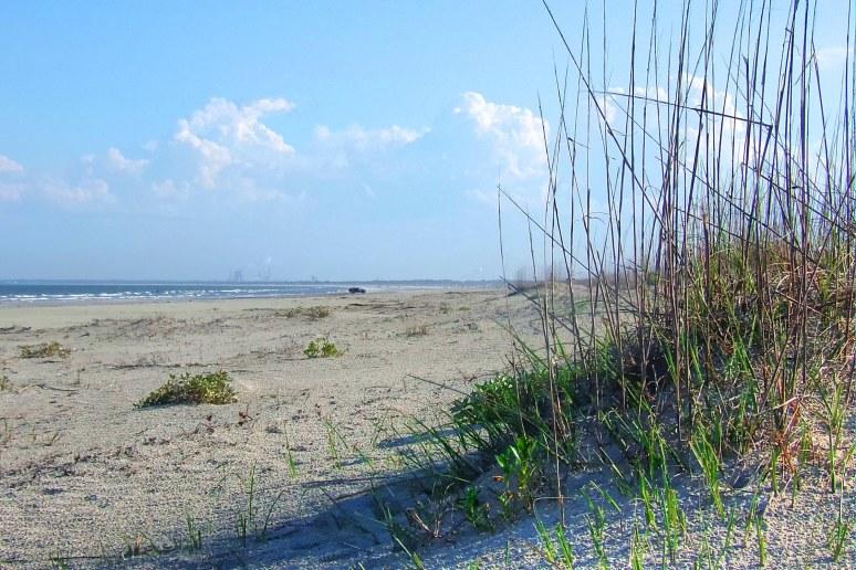 Cumberland Island Beach Horizon