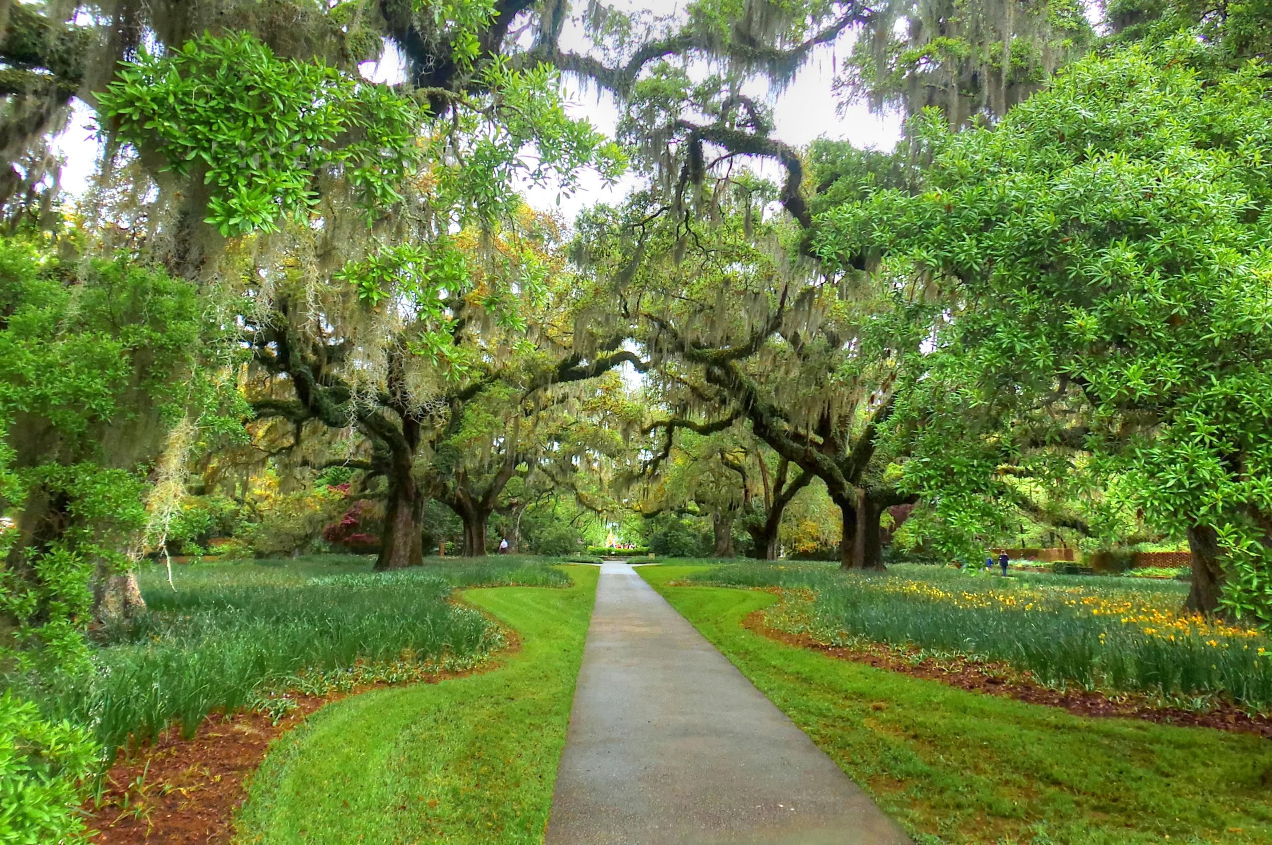 Brookgreen Gardens At Myrtle Beach Living In The Blue