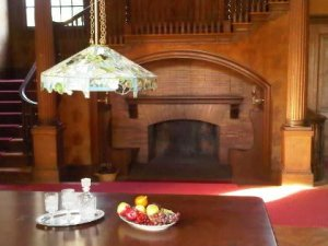 Plum Orchard Entrance Hall