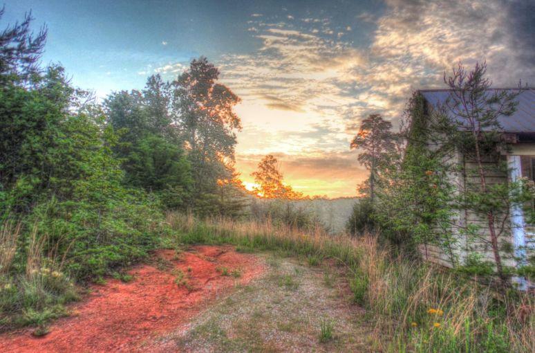 Otter Creek Sunrise Vista