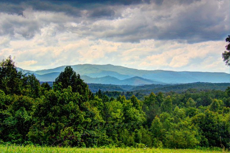 Hickorynut Mountain Storm