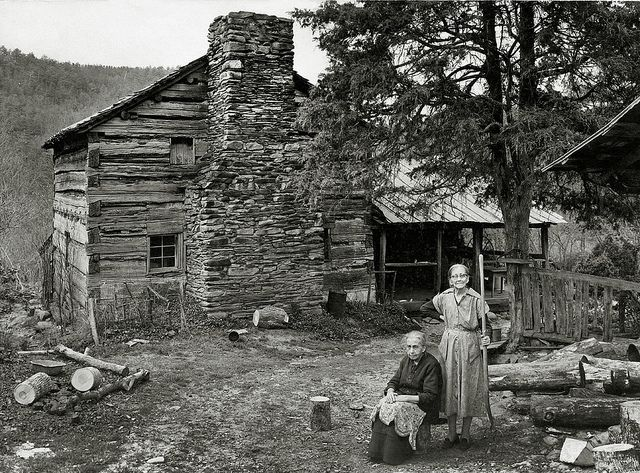 Appalachian Farm Family
