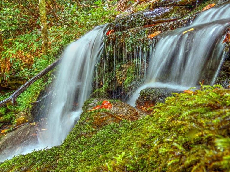 Cedar Creek Gorge Cascade 2