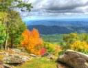 Brown Mountain Color
