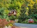 cedar creek log home