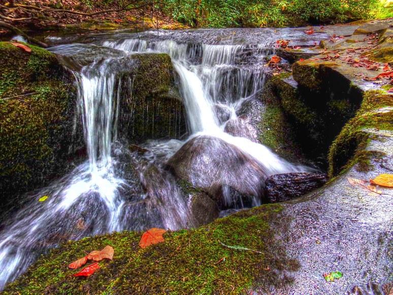 Cedar Creek Gorge Cascade 4