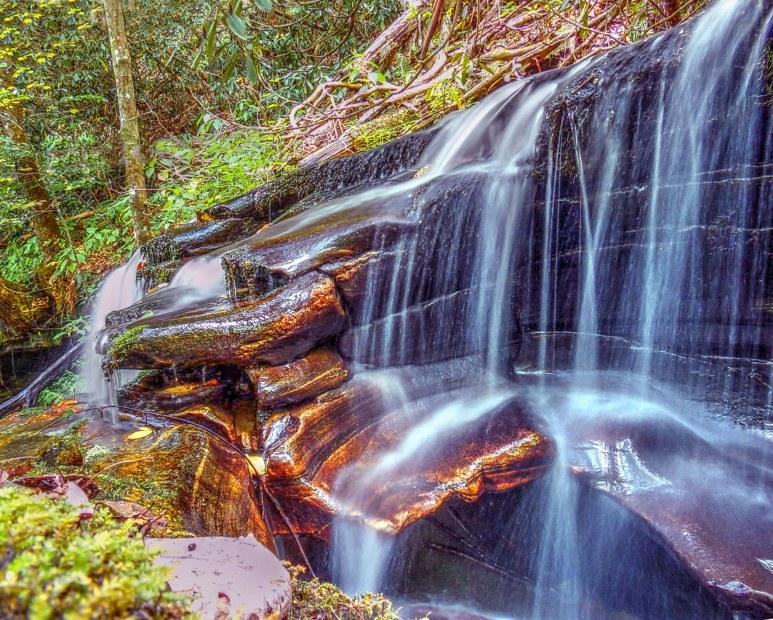 Cedar Creek Gorge Cascade 5