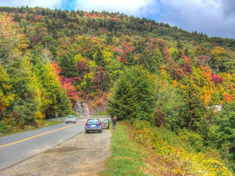 Blue Ridge Parkway Stopover