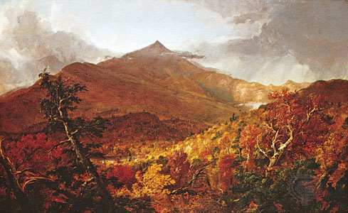Schroon Mountain-Adirondacks... 1838