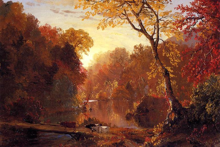 Autumn_in_North_America_Frederic_Edwin_Church