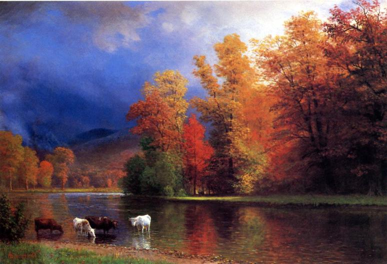Bierstadt_Albert_On_the_Saco