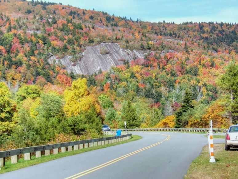 Grandfather Mountain Parkway