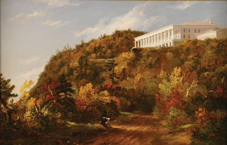 Catskill Mountain House 1838