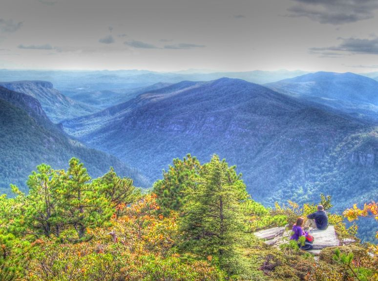 Linville Gorge South