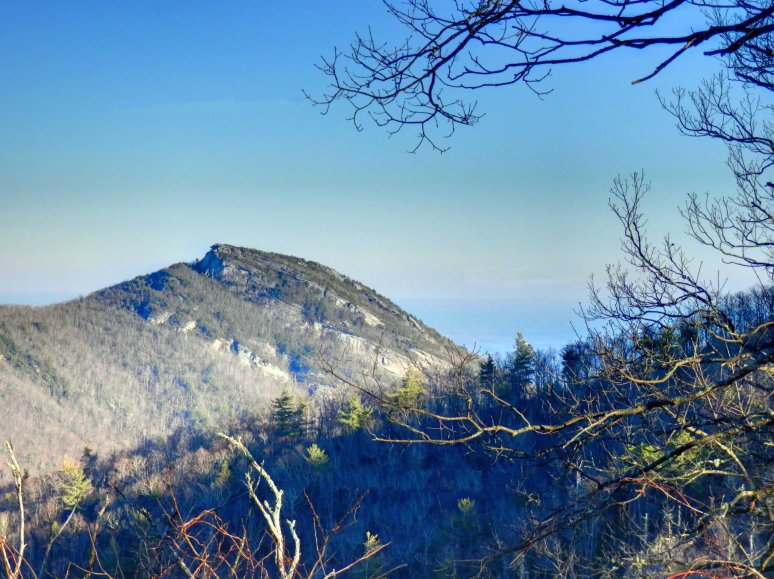 Hawksbill Mountain at Linville Gorge