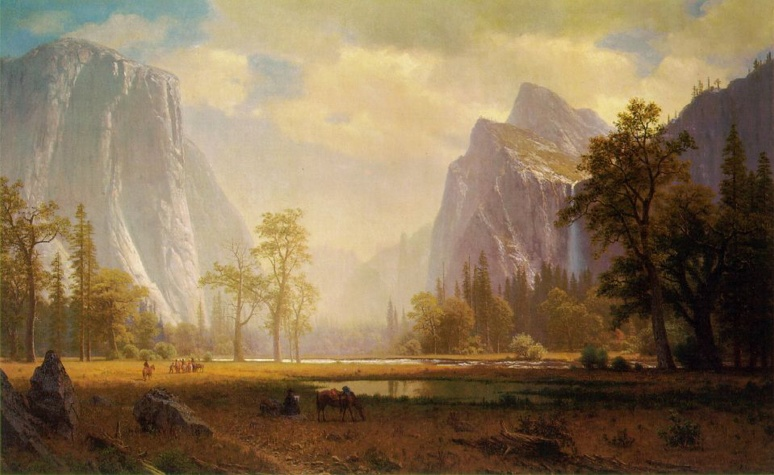 Albert_Bierstadt_-_Looking_Up_the_Yosemite_Valley