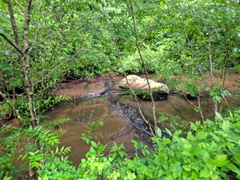 Otter Creek Rock