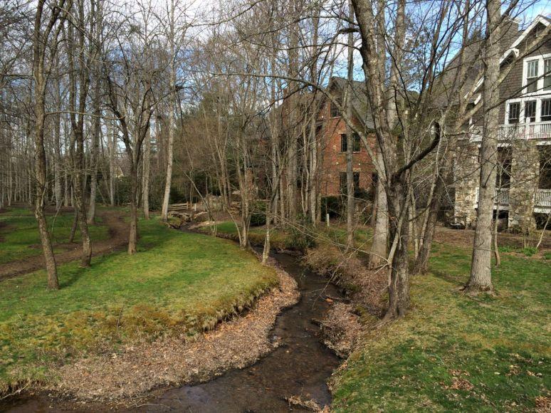 Cheshire Village Stream
