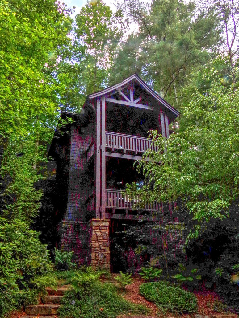 Cheshire Village Treehouse